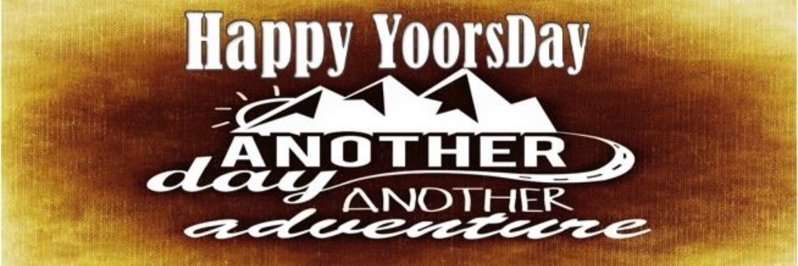 Happy Yoors Day Y´All!!!