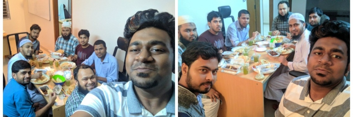 Sudden Plan executed with colleagues at Boo2 Bangla LTD
