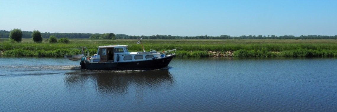 Ons bootje....