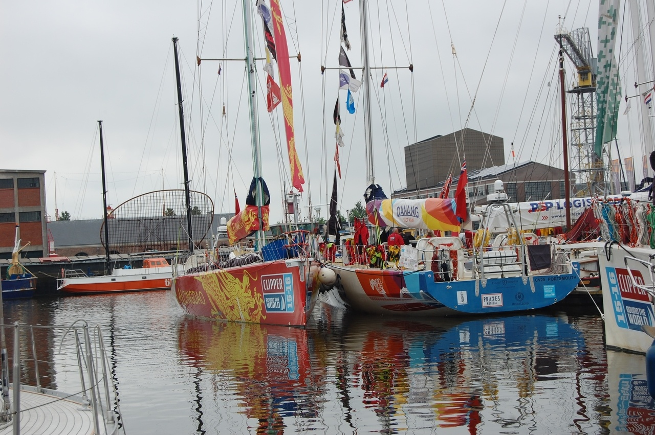 Clipper race 2016