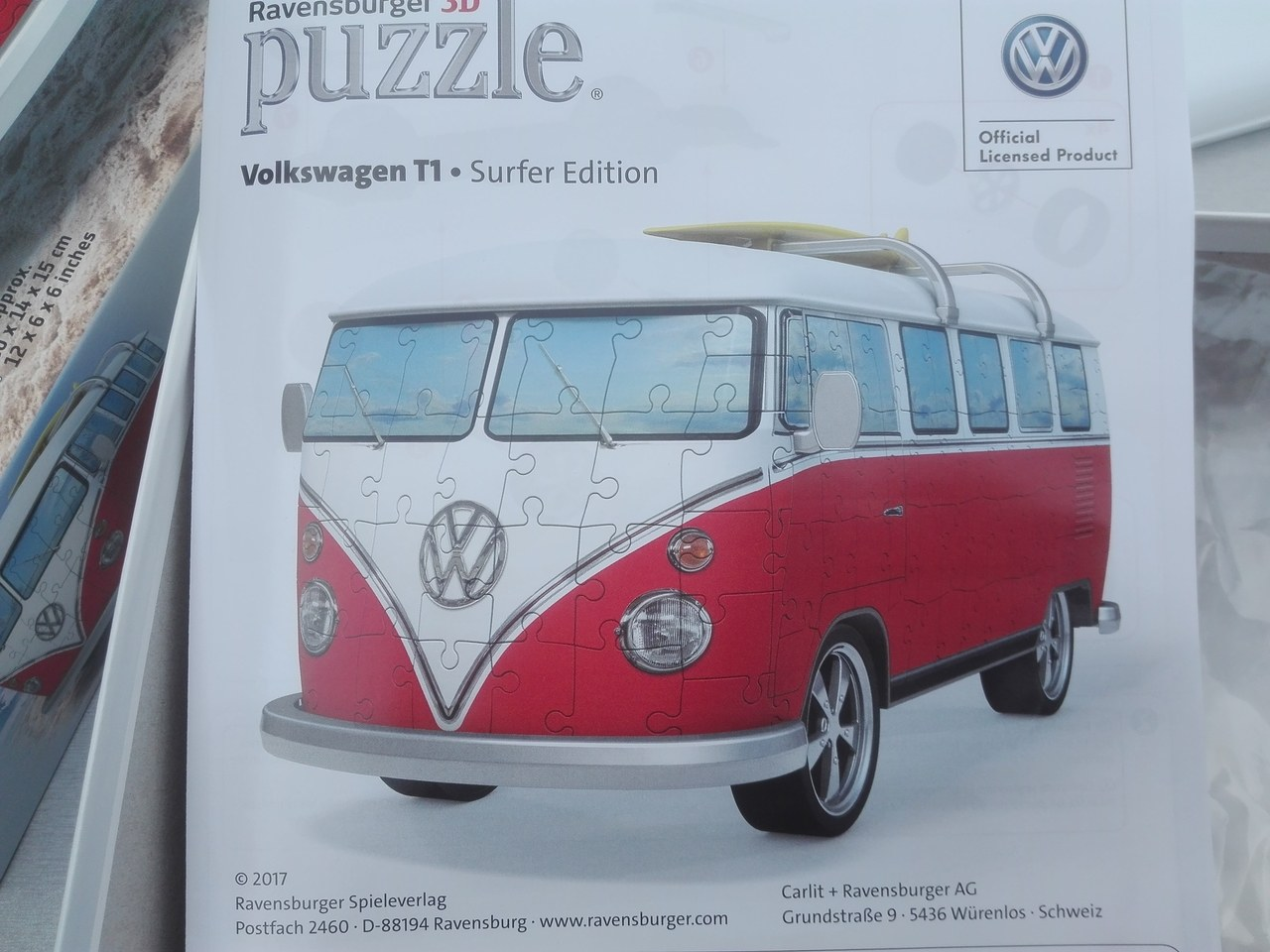 VW Transporter T1 Surfer Edition