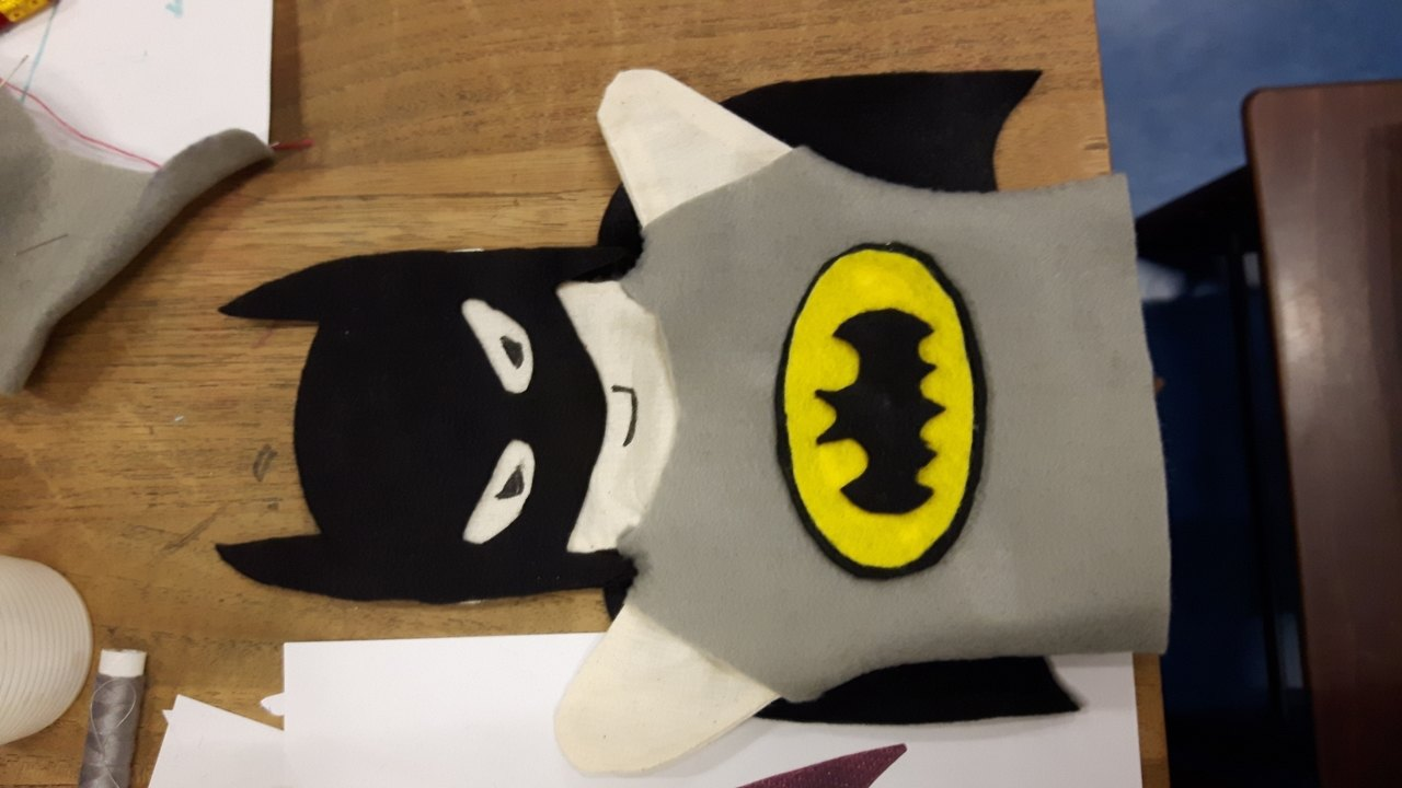 Handpop Batman
