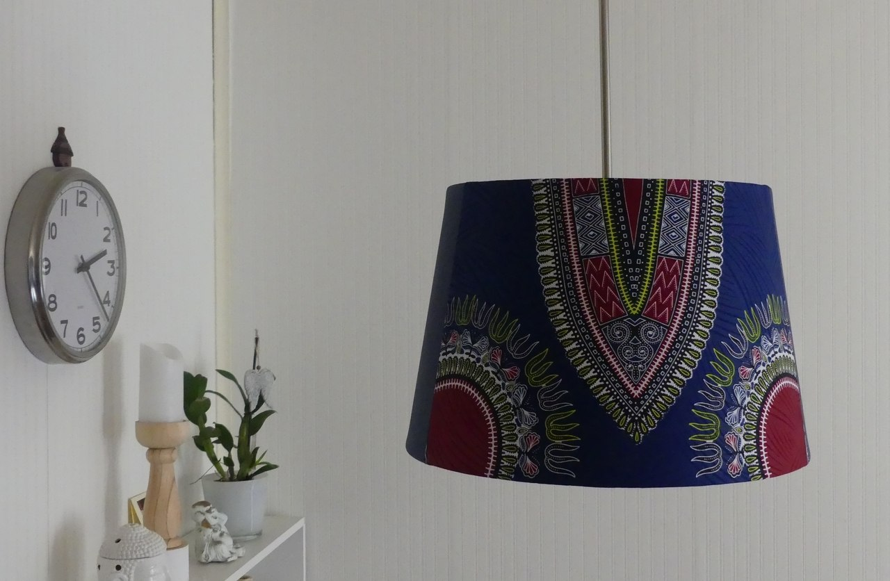 Hanglamp African Style