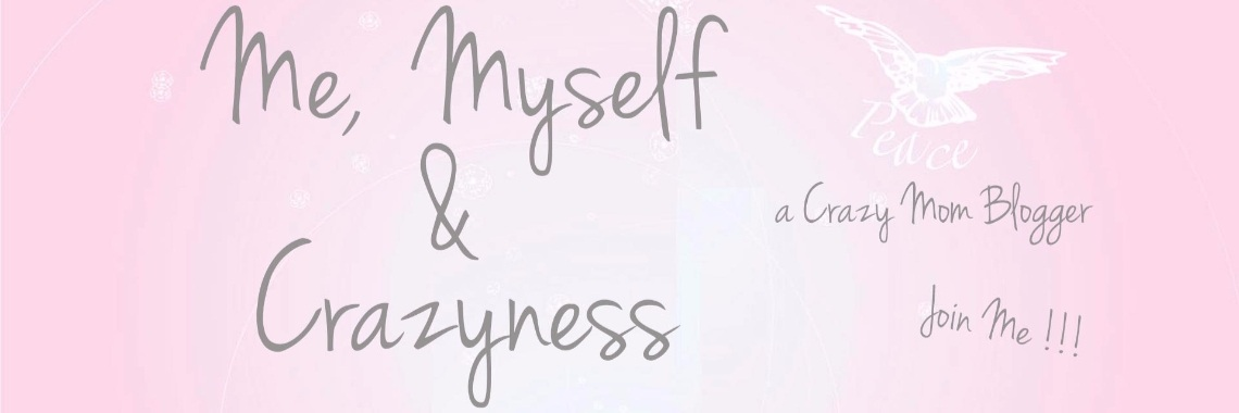 Wie is Me Myself & Crazyness .... ?