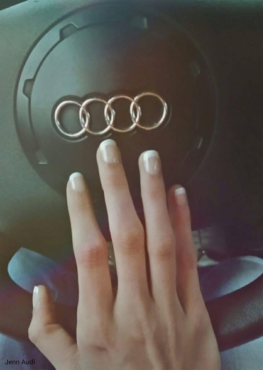 Every woman needs 5 rings