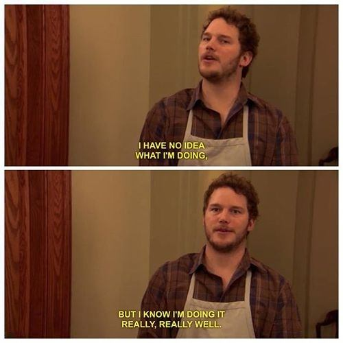 Parks and rec :)