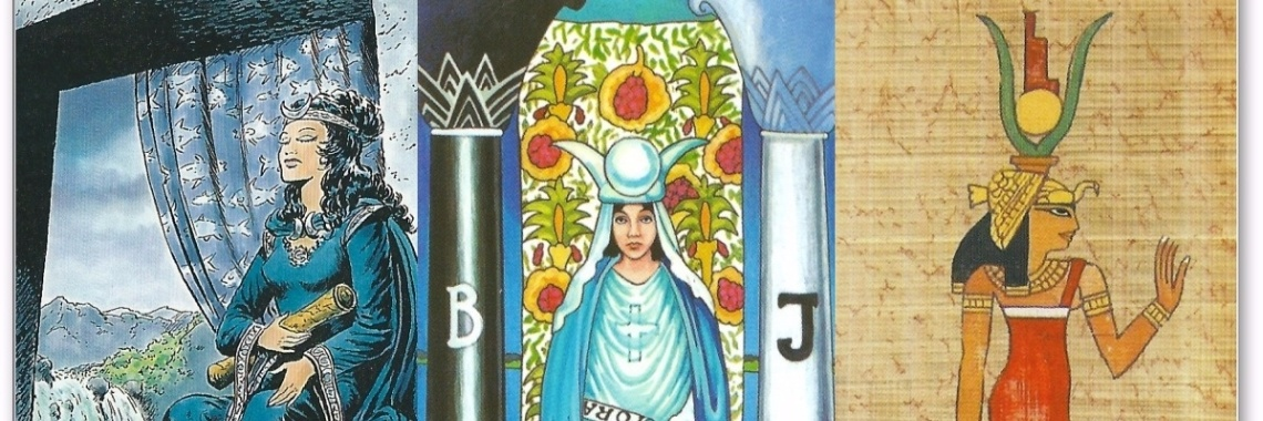 ~ ReAwakening of the Archetype of the High Priestess ~