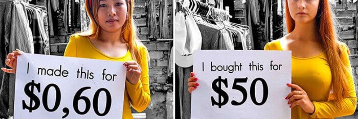 The Cost of Fashion