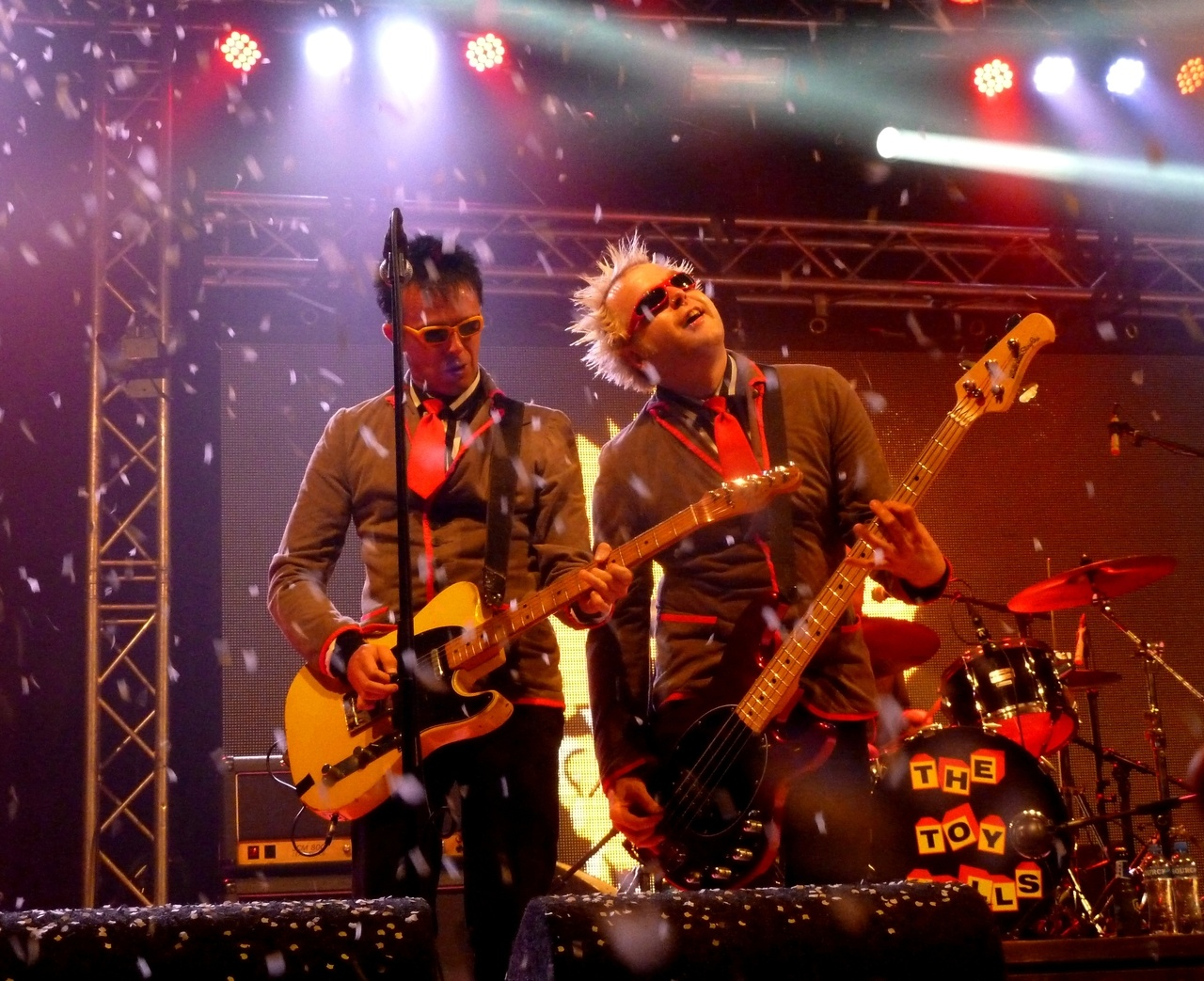 Concertjes:  The Toy Dolls