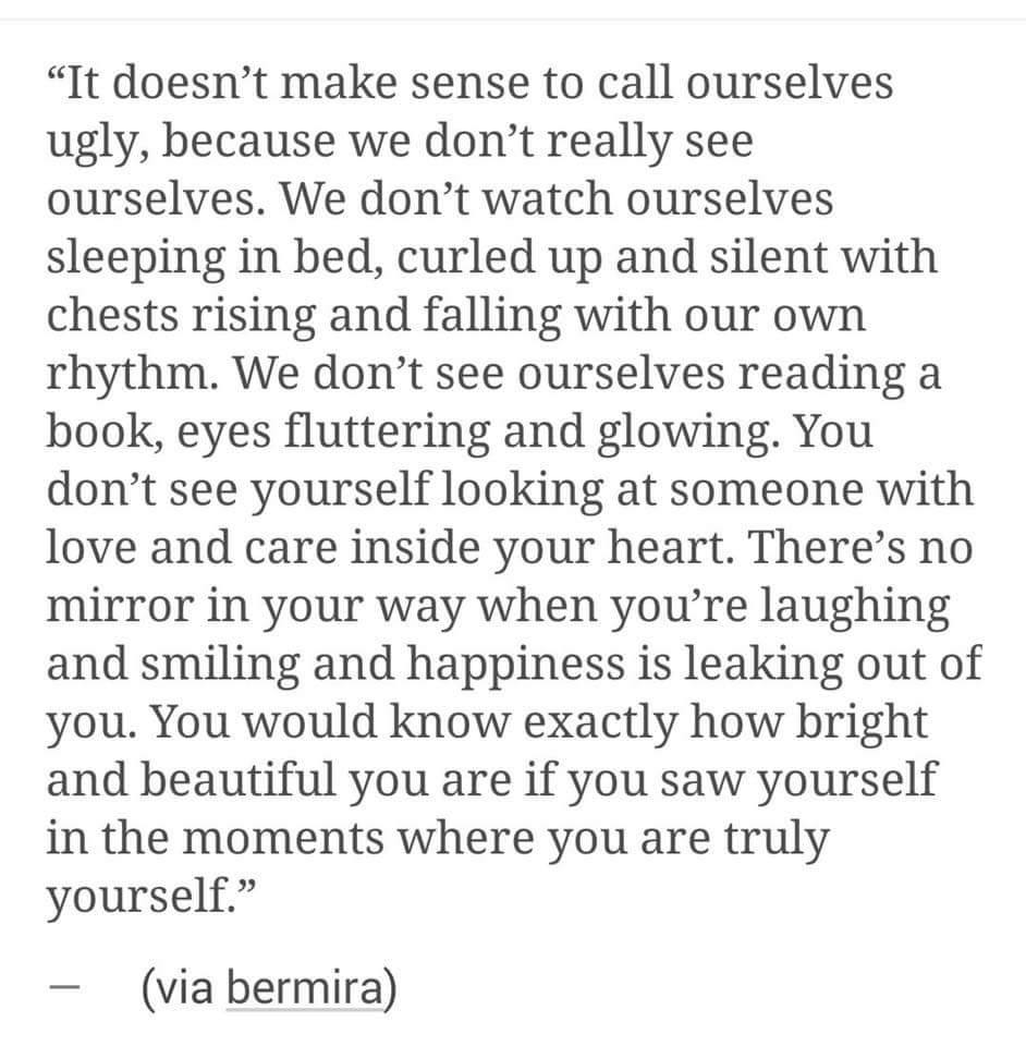 Ourselves
