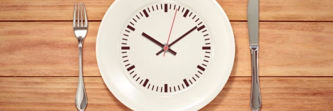 Interview over intermittent fasting