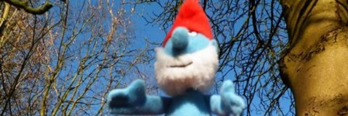 Supersmurf to the rescue