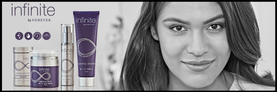 Ontdek ons anti-aging product Infinite by Forever