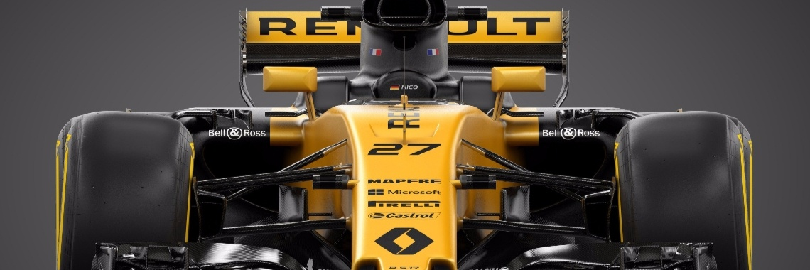 Renault Sport Formula One team presenteert R.S.17 in Londen