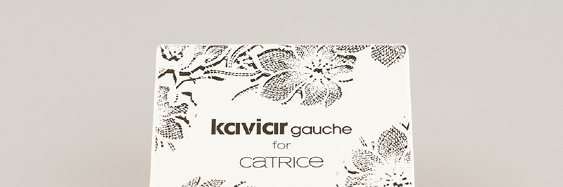 Kaviar Gauche for Catrice Blurring Powder Pearls