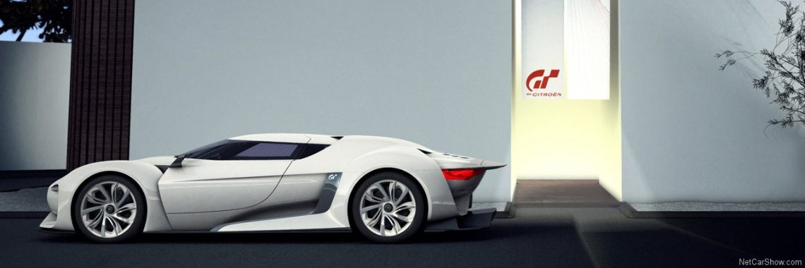 GTDesigned ; Is The GTbyCitroën The Real Father Of All
