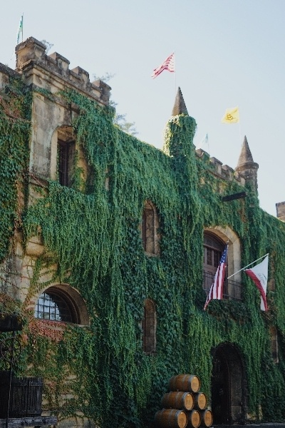 Chateau Montalena in Napa Valley