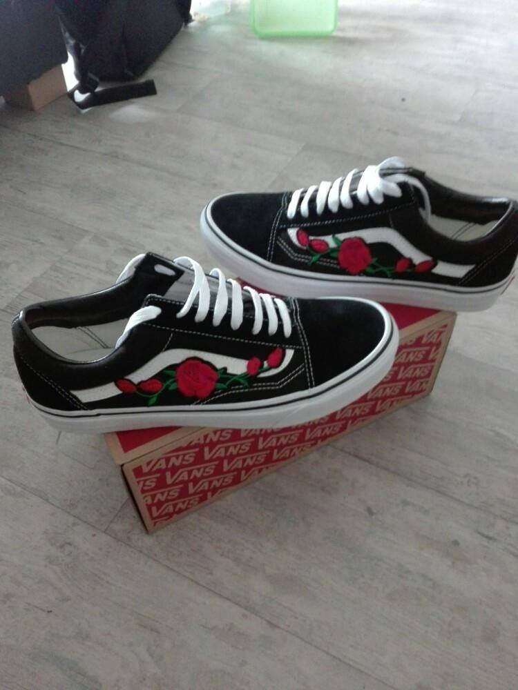 vans old school rozen