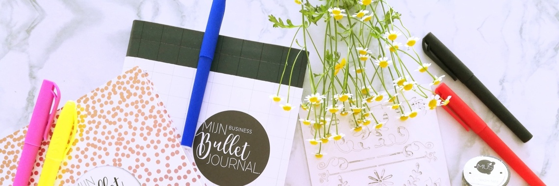 Bullet Journal Giveaway
